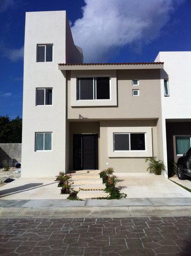Foto Casa en condominio en Renta en  Cancún Centro,  Cancún  PALMARIS HERMOSA CASA EN VENTA O RENTA