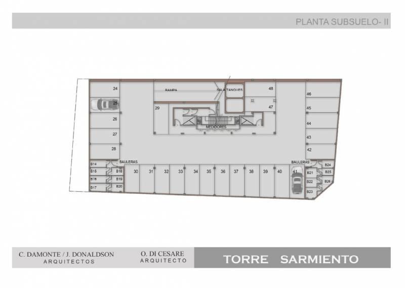 Foto Departamento en Venta en  Martinez,  San Isidro  Sarmiento al 200