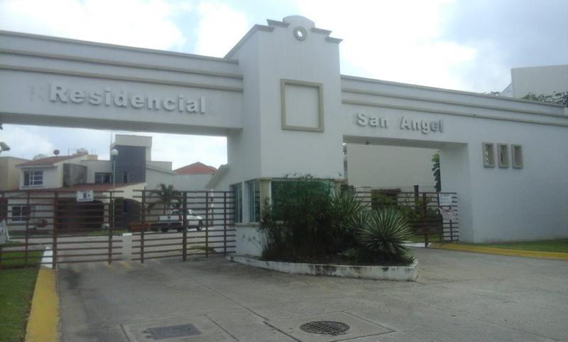 Foto Casa en Renta en  Carrizal,  Villahermosa  Se renta casa en Residencial San Ángel
