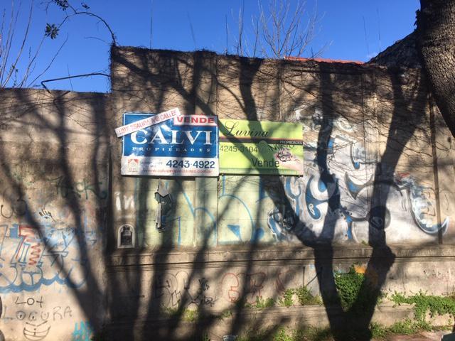 Foto Terreno en Venta en  Lomas de Zamora Oeste,  Lomas De Zamora  CARLOS CROCCE al 400