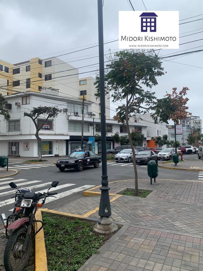 Foto Local en Venta   Alquiler en  San Isidro,  Lima  Conquistadores al 300