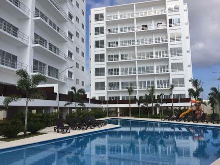 Foto Departamento en Venta en  Supermanzana 329,  Cancún  DEPARTAMENTO EN VENTA EN RESIDENCIAL ASTORIA EN PRIV. SOHO