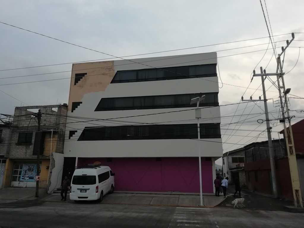 Foto Edificio Comercial en Renta en  Santiago Miltepec,  Toluca  EDIFICIO EN RENTA  COLONIA EL BALCON, SANTIAGO  MILTEPEC