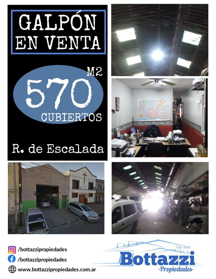 Foto Local en Venta en  Remedios De Escalada,  Lanus  Roma al 2900