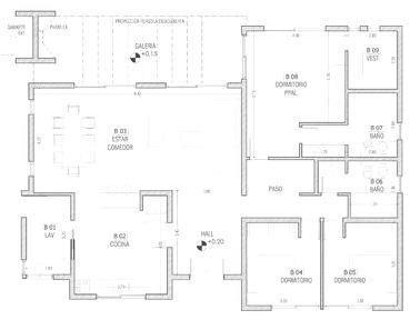 Foto Casa en Venta |  en  Escobar ,  G.B.A. Zona Norte  Venta casa en haras santa maria 3 dormitorios