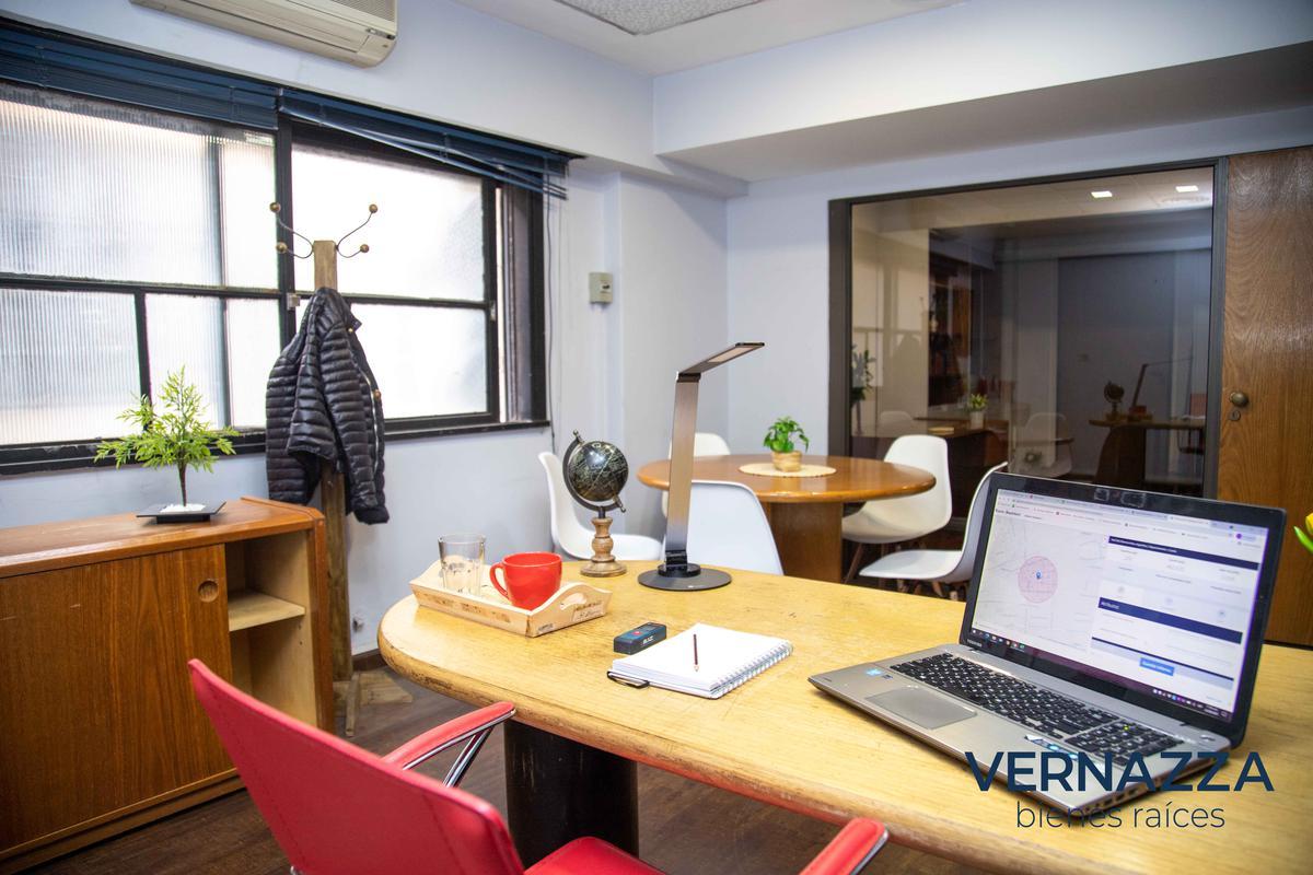Foto Oficina en Alquiler en  Caballito Sur,  Caballito  Impecable Oficina en Caballito