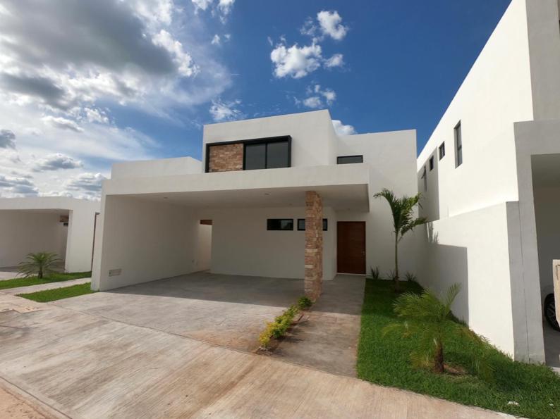 Foto Casa en Venta en  Pueblo Cholul,  Mérida  Casa en venta en Merida,  Modelo B, Gran Valle Cholul