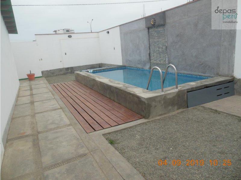 Foto Casa en Venta en  San Bartolo,  Lima  Urb. Las Orquídeas