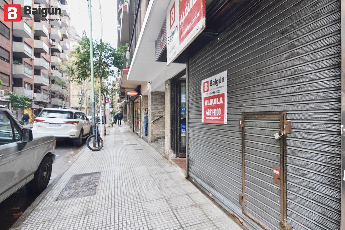Foto Local en Alquiler en  Barrio Norte ,  Capital Federal  Rodriguez Peña al 1500