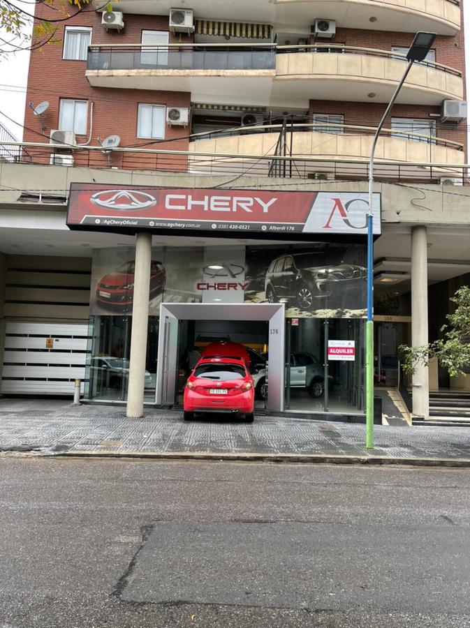 Foto Local en Alquiler en  Barrio Sur,  San Miguel De Tucumán  Local comercial calle alberdi al 100