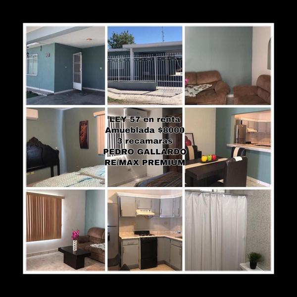 Foto Casa en Renta en  Ley 57,  Hermosillo  CASA RENTA AMUEBLADA LEY 57