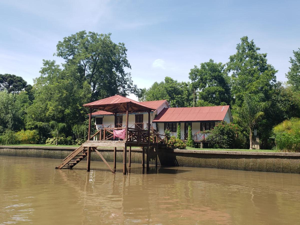 Foto Casa en Venta en  Carapachay,  Zona Delta Tigre  Carapachay Villa Elda