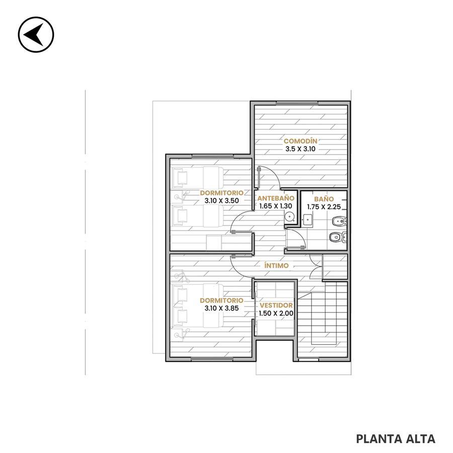 Foto Casa en Venta en  Villa Amelia,  Rosario  Estilo Meraki - Ecovida