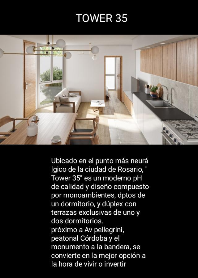 Foto PH en Venta en  Centro,  Rosario  Mendoza al 1400