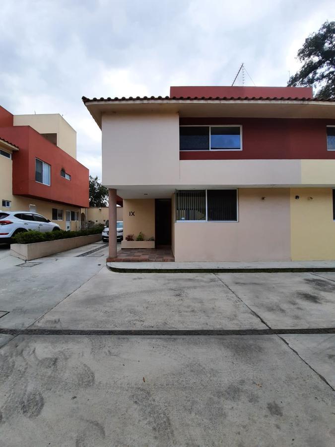 Foto Casa en condominio en Renta en  El Panteón,  Lerma  LERMA ESTADO DE MEXICO