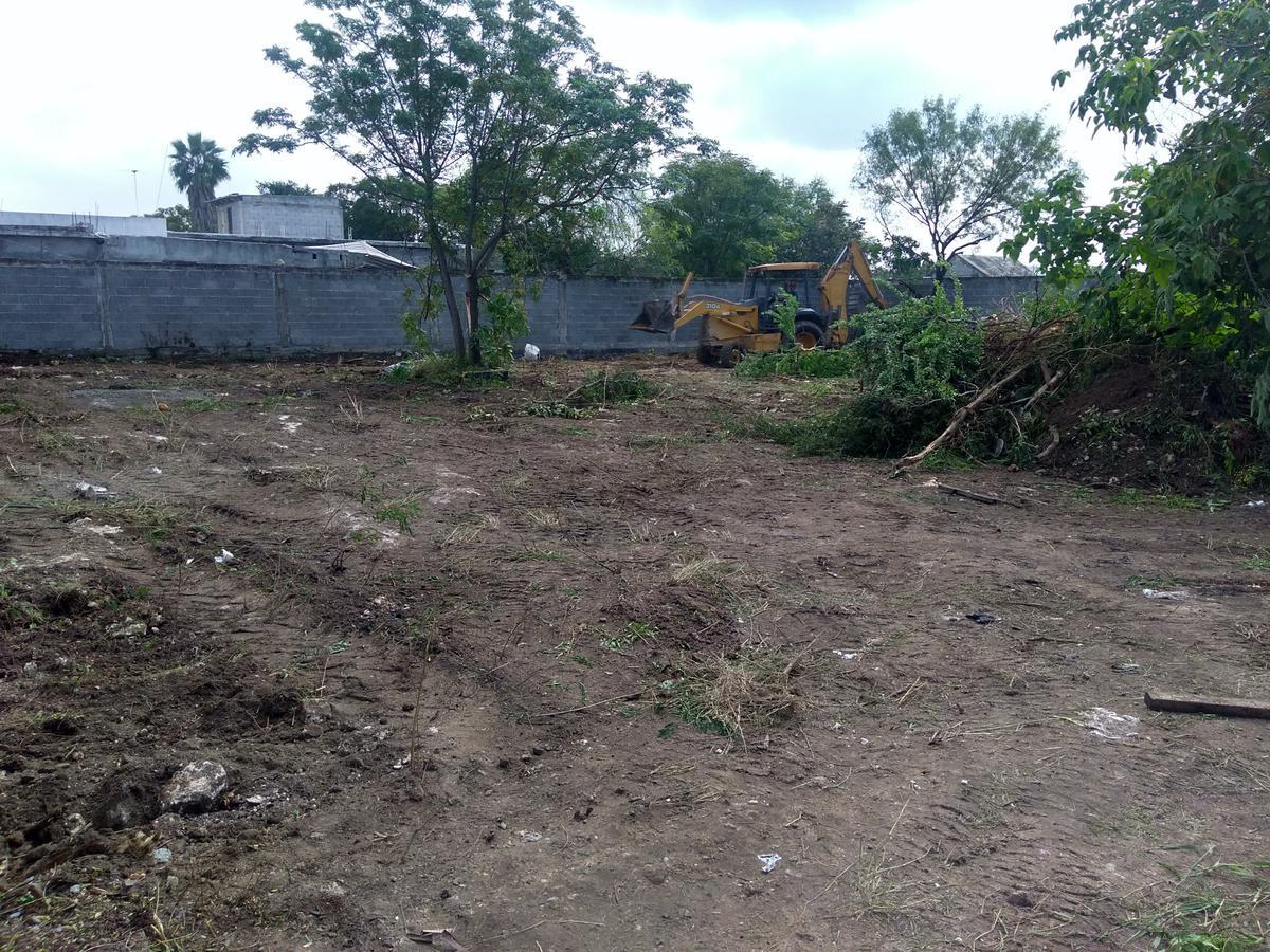 Foto Terreno en Renta en  Pesquería,  Pesquería  Renta de  terreno con barda perimetral,    Pesquería