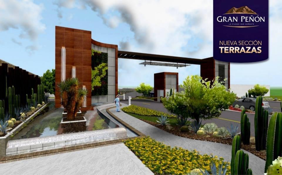 Foto Terreno en Venta en  San Luis Potosí ,  San luis Potosí  Terreno en venta Terrazas M18 L7 en Gran Peñón-Cañadas
