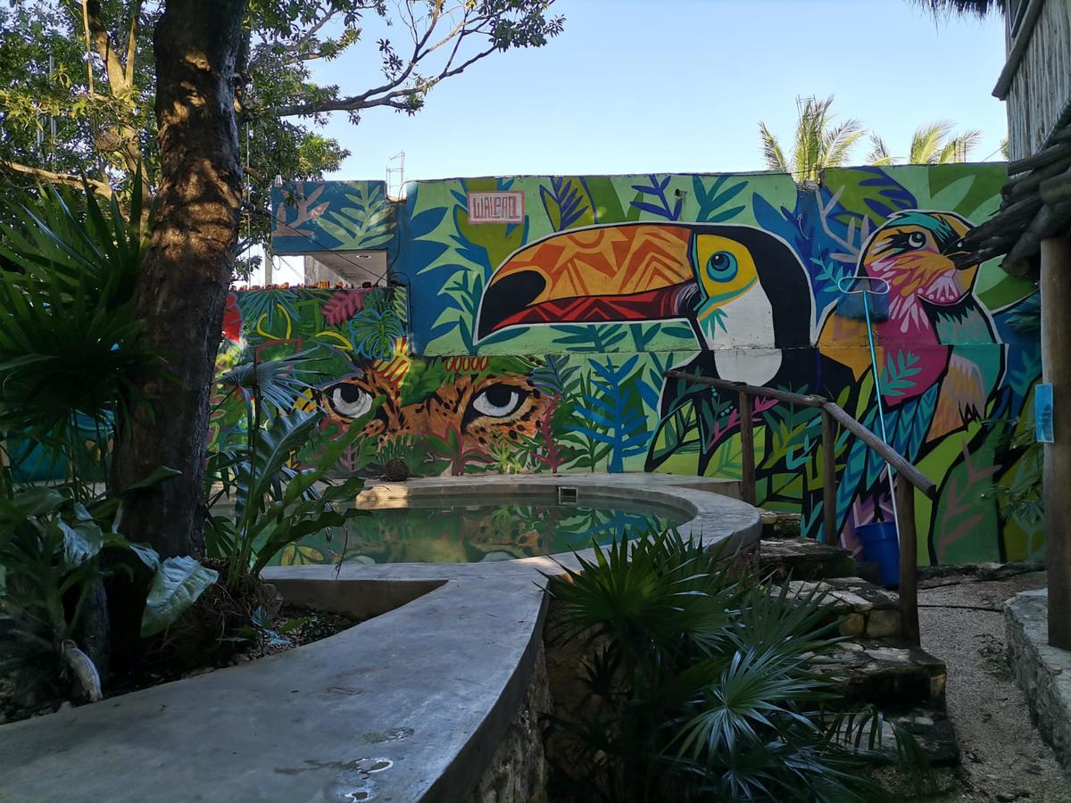 Foto Hotel en Venta en  Ejido,  Tulum  Complejo de Cabañas en Venta en Tulum