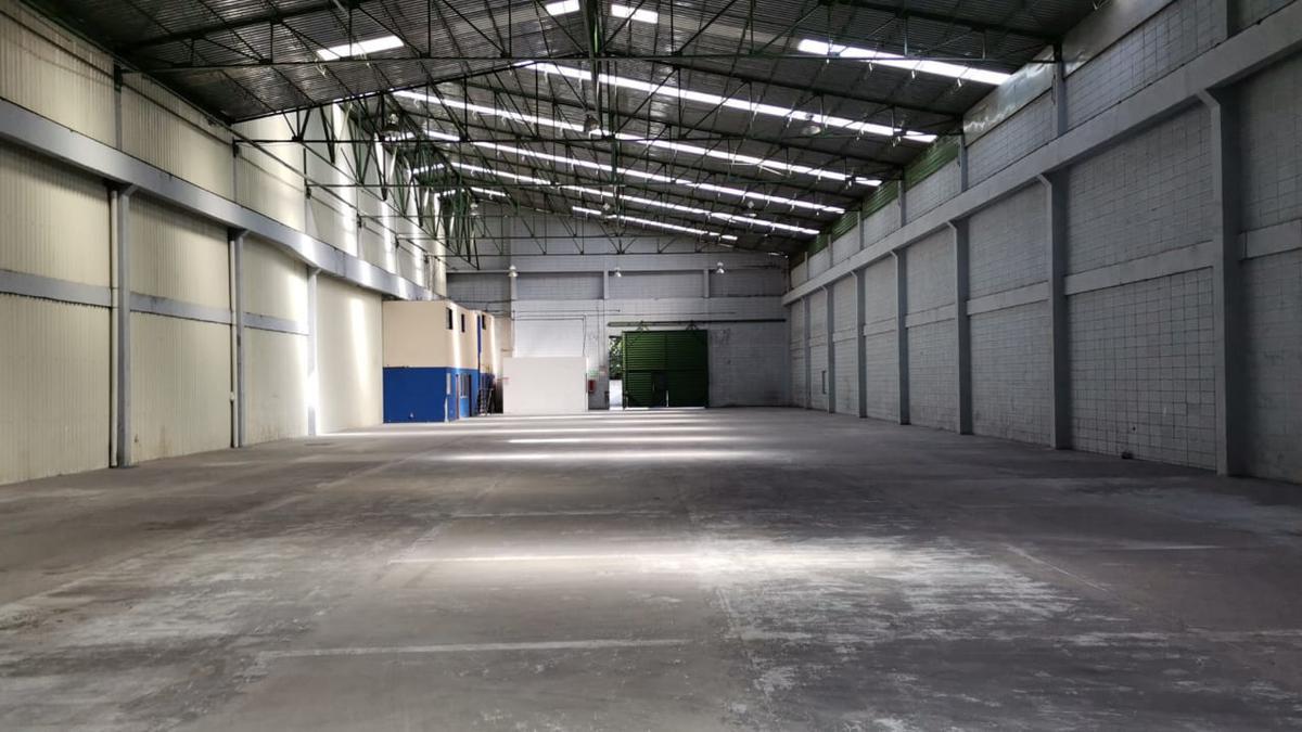 Foto Bodega Industrial en Renta en  Pavas,  San José  Bodega en Rohrmoser / Control de acceso / 1250 m2