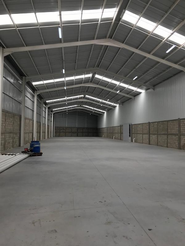 Foto Bodega Industrial en Renta en  Nueva San Francisco,  Toluca  Renta Bodegas Nuevas Cerca Aeropuerto Toluca