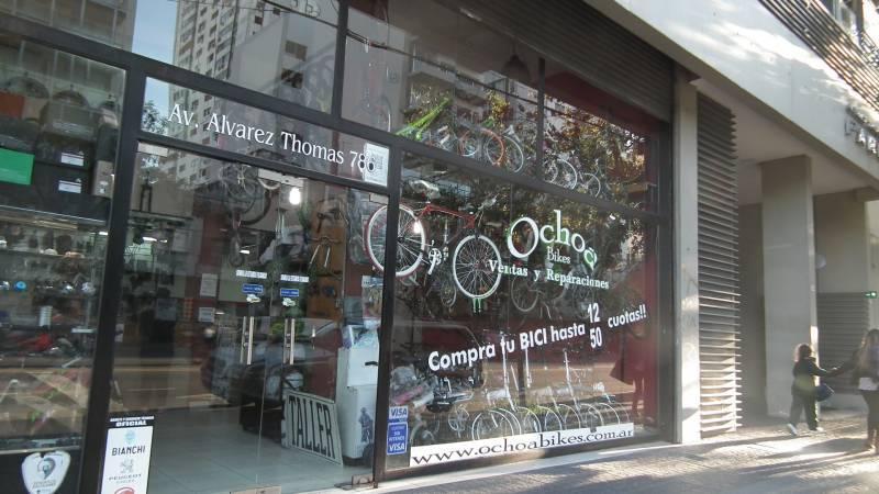 Foto Local en Venta en  Colegiales ,  Capital Federal  Avenida Alvarez Thomas  al 700