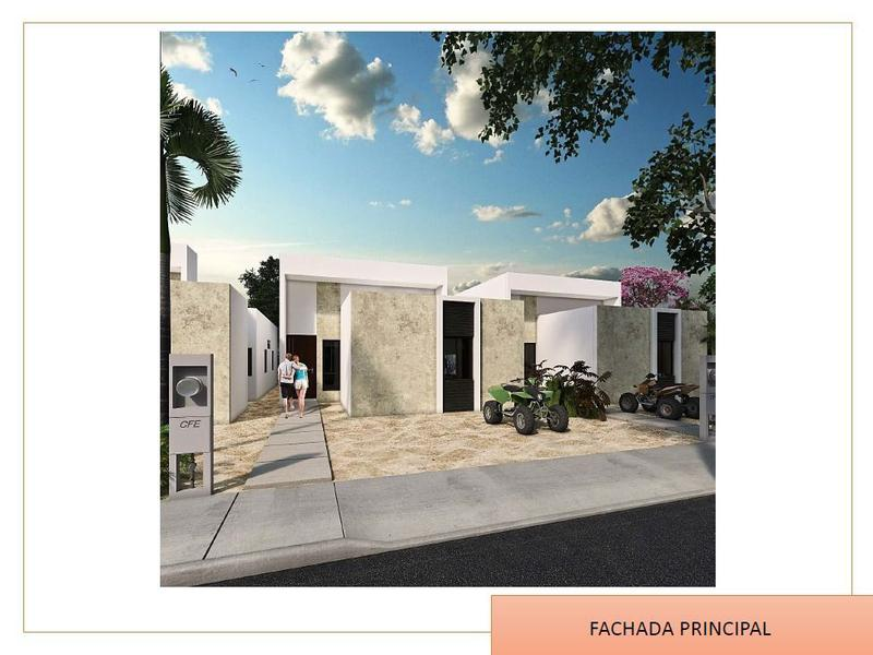 Foto Casa en Venta en  Mérida,  Mérida  Puerto Lindo STELA