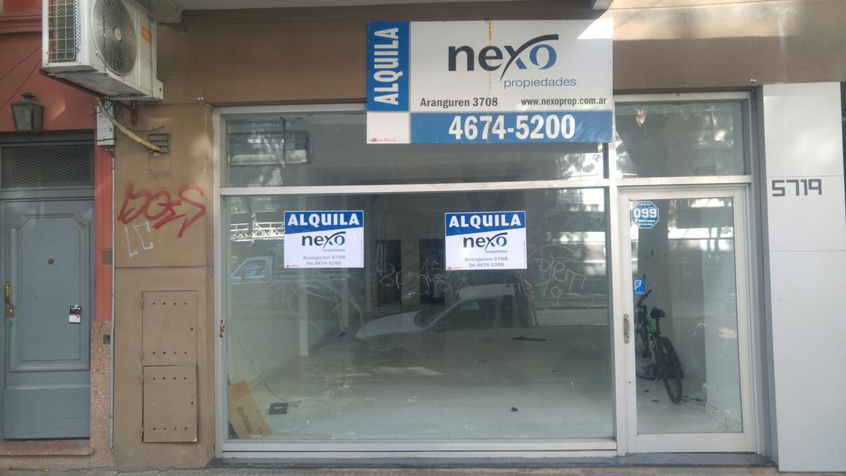 Foto Local en Alquiler en  Palermo ,  Capital Federal  soler 5700
