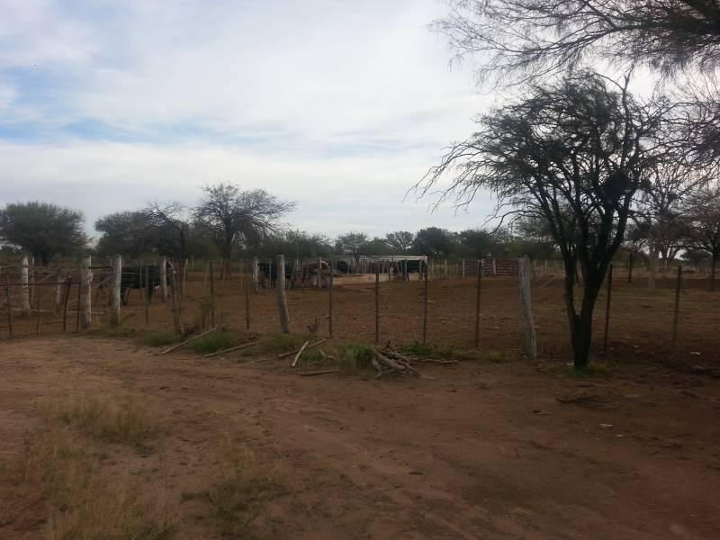 Foto Campo en Venta en  Capital Federal ,  Capital Federal  Zona Villa Ojo de Agua - 3600 ha  1