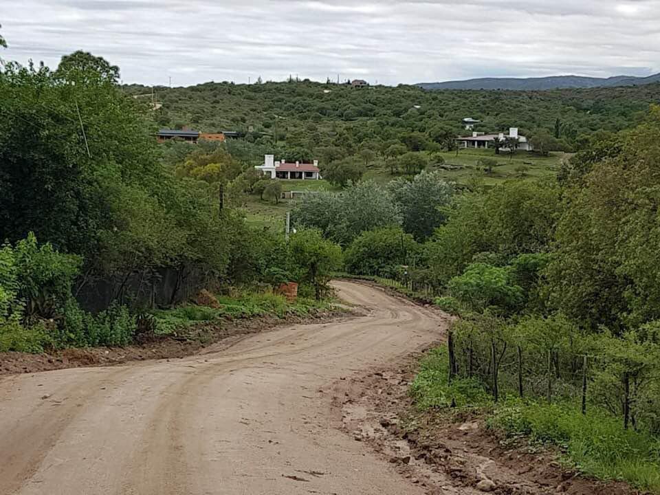 Foto Terreno en Venta en  Punilla ,  Cordoba  Villa Flor Serrana Tanti Lotes sobre Arroyo Cristal