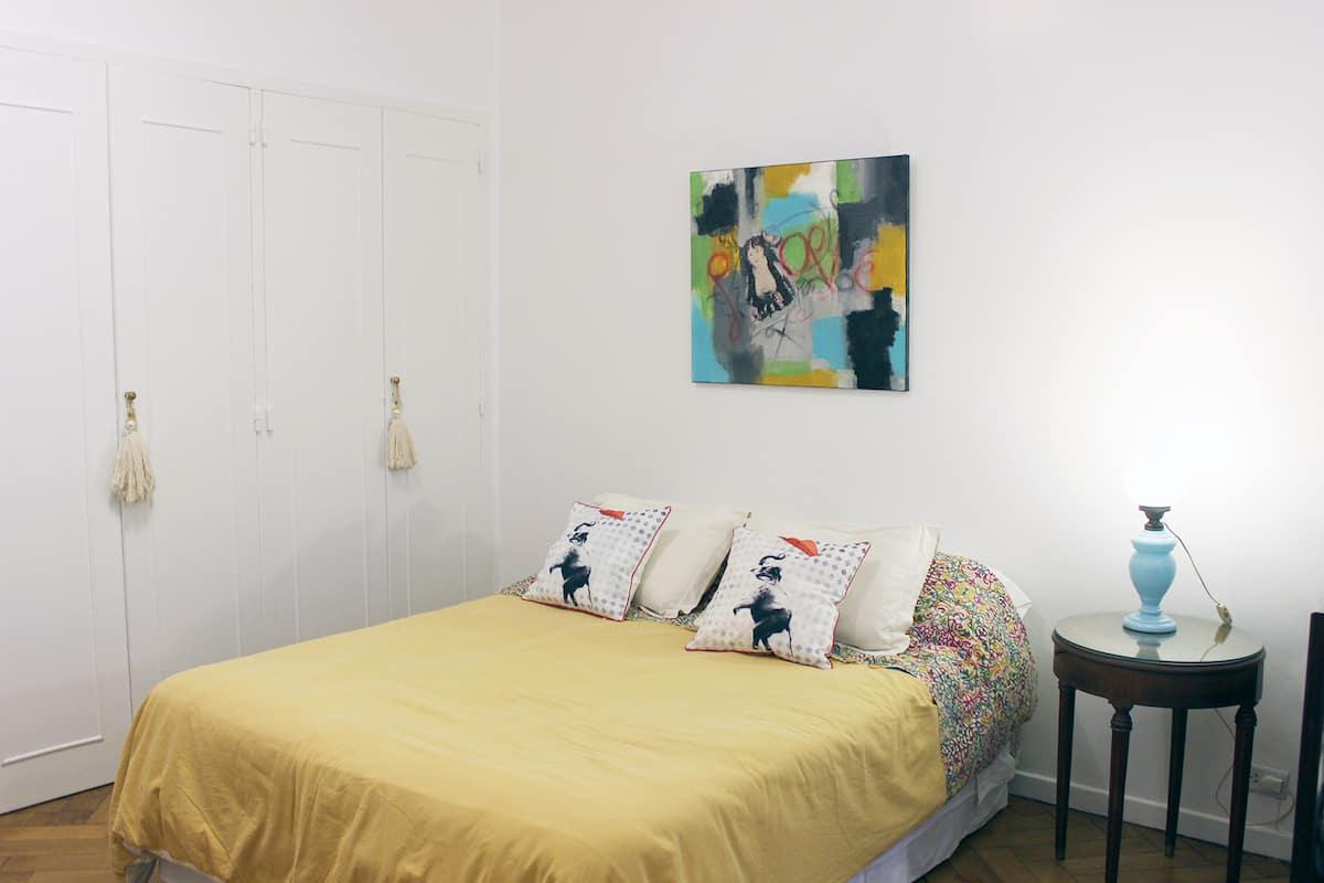 Foto Departamento en Alquiler temporario en  Recoleta ,  Capital Federal  Studio en el Corazón de Recoleta