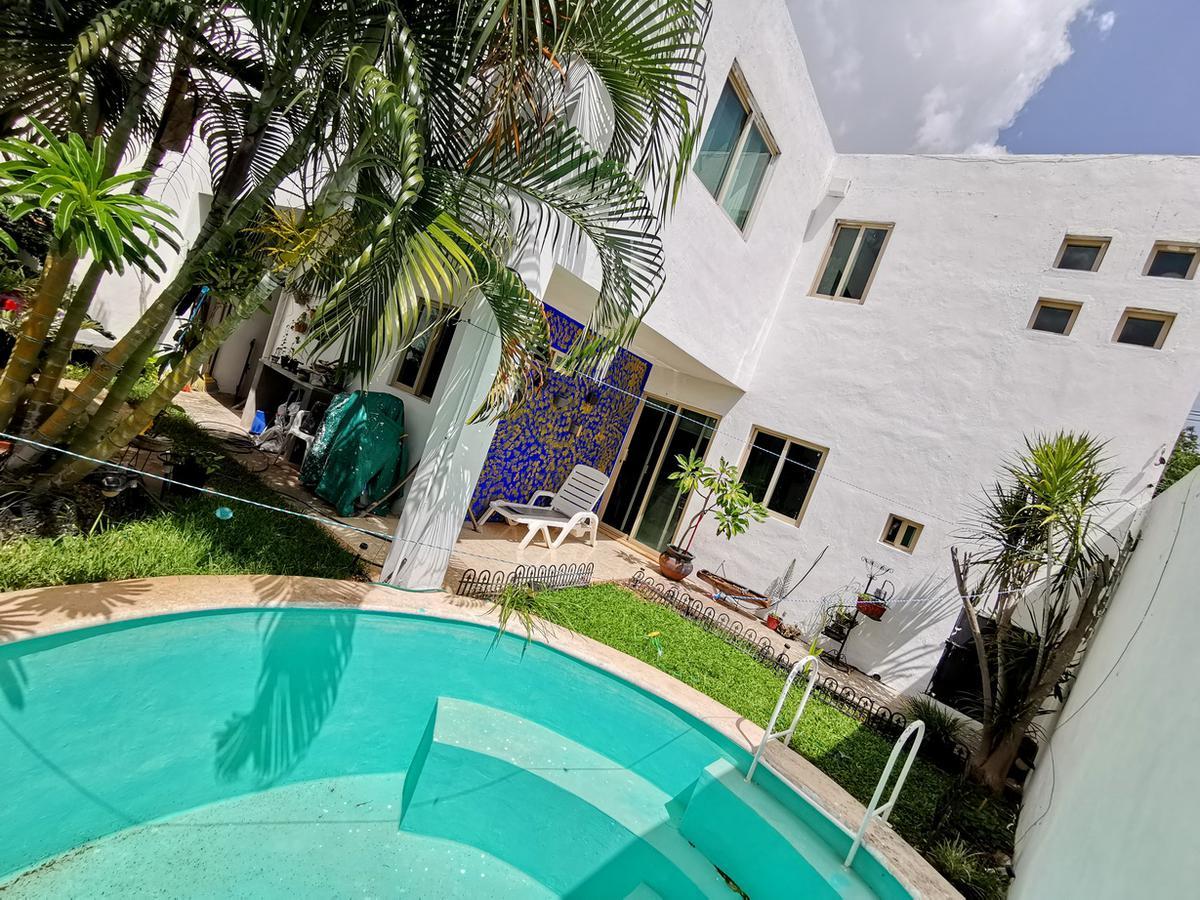 Foto Casa en Venta en  Fraccionamiento Montebello,  Mérida  Casa en venta en calle principal, 3 hab. y piscina, Montebello, Mérida