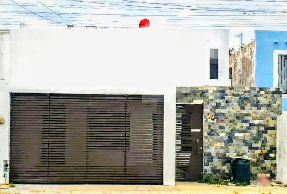 Foto Casa en Venta en  Mérida ,  Yucatán  Vendo bella casa Frac Francisco de Montejo