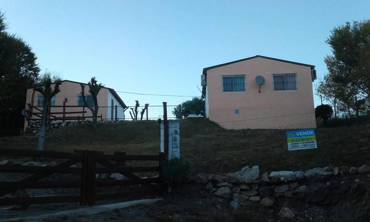 Foto Hotel en Venta en  Casa Grande,  Punilla  Ranqueles al 1500