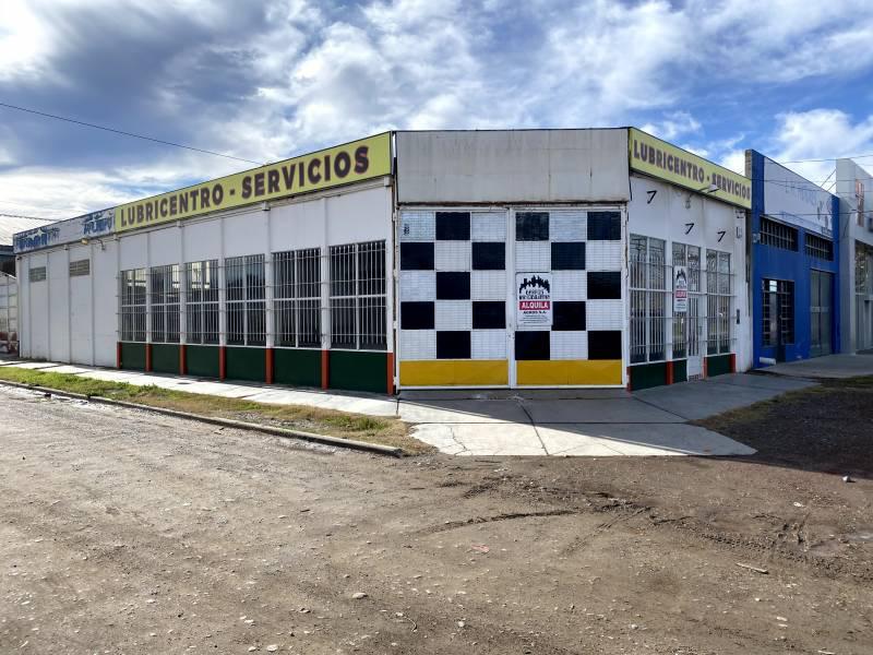 Foto Galpón en Alquiler en  Canal V,  Capital  Planas al 4400