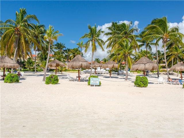 Foto Departamento en Renta temporal en  Puerto Aventuras,  Solidaridad  Espectacular Duplex 4 Rec. en la Playa