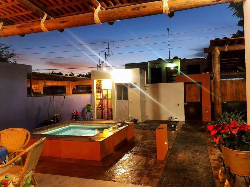 Foto Casa en Venta en  Chametla,  La Paz  CASA NUEVA  EN VENTA SOBRE CARRETERA A AEROPUERTO