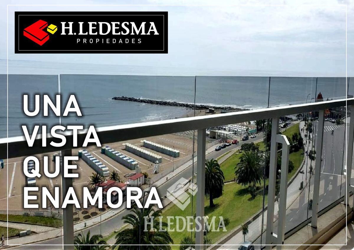 Foto Departamento en Alquiler en  Torreon,  Mar Del Plata  GUEMES Y LA COSTA * FRENTE AL MAR