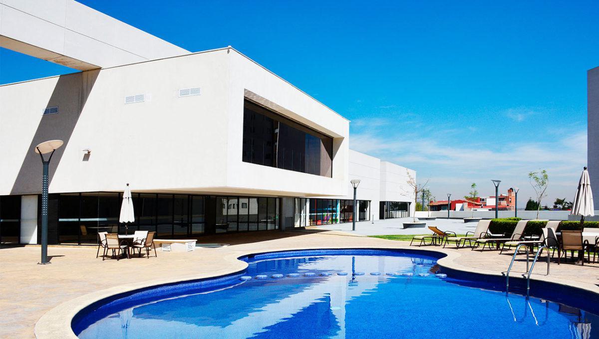 Foto Departamento en Venta en  Manzanastitla,  Cuajimalpa de Morelos  Av. Mexico 359- Enttorno Residencial - E1304