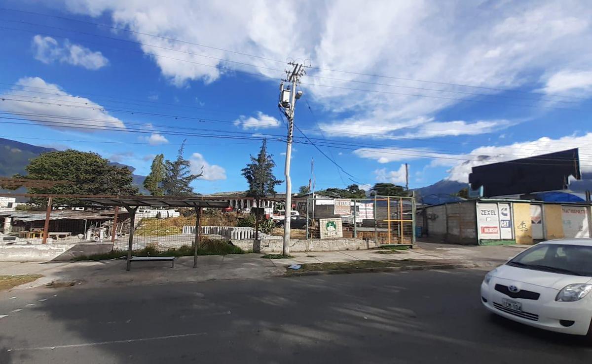 Foto Terreno en Venta en  Centro de Ibarra,  Ibarra  CIUDAD DE IBARRA