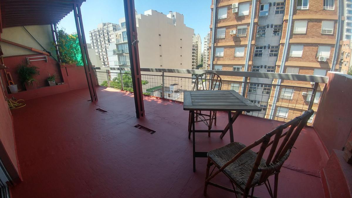 Foto Departamento en Alquiler temporario en  Palermo ,  Capital Federal  ZAPATA 100