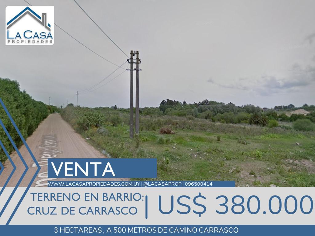 Foto Terreno en Venta en  Camino Carrasco ,  Montevideo  Diego Espinosa al 2900