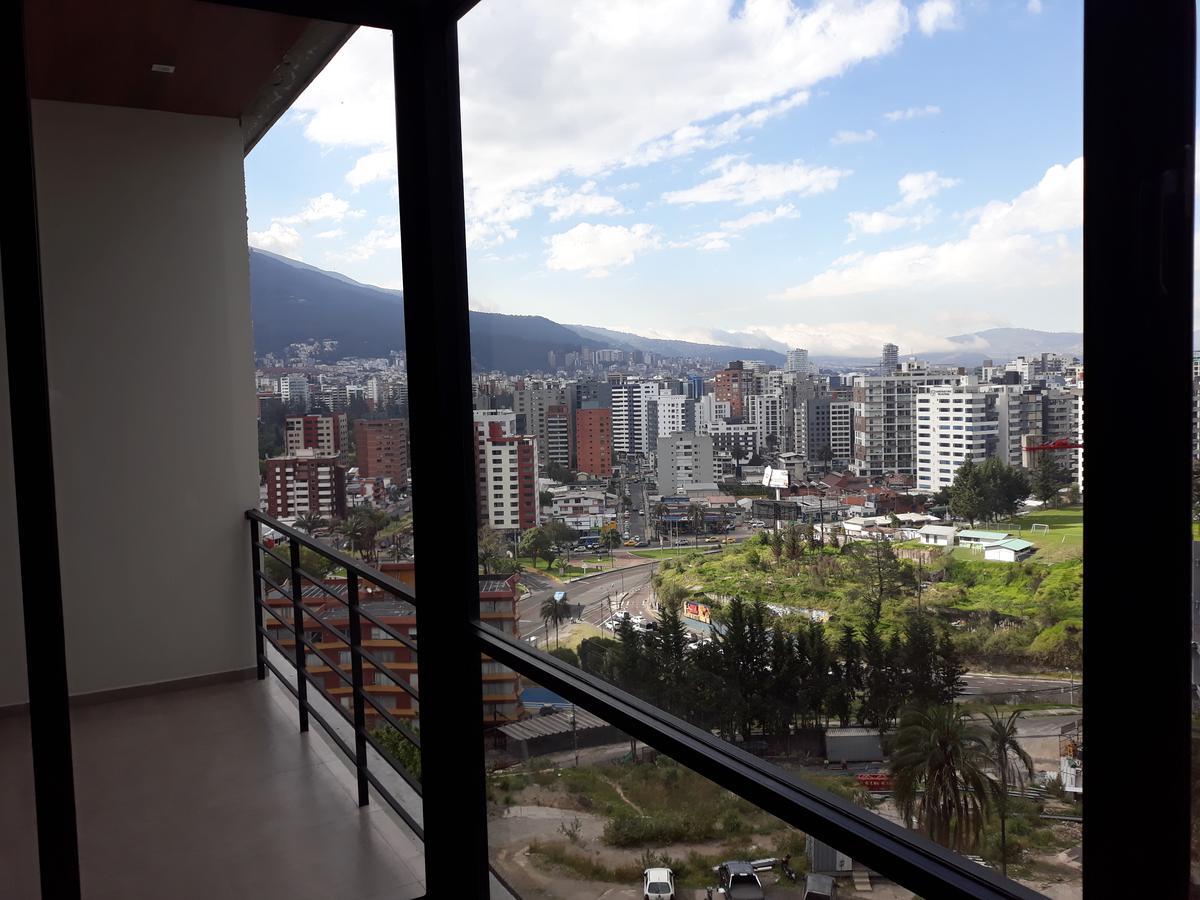 Foto Departamento en Venta en  González Suárez,  Quito  Suite González Suárez