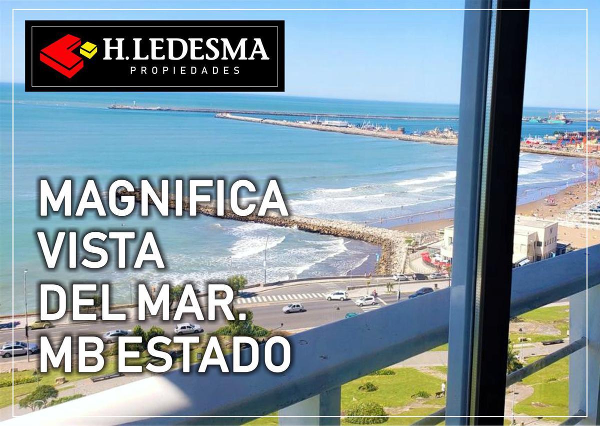 Foto Departamento en Venta en  Playa Grande,  Mar Del Plata  AVELLANEDA 26 • FRENTE AL MAR