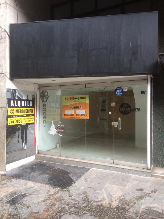 Foto Local en Alquiler en  Centro,  Cordoba  25 DE MAYO 20