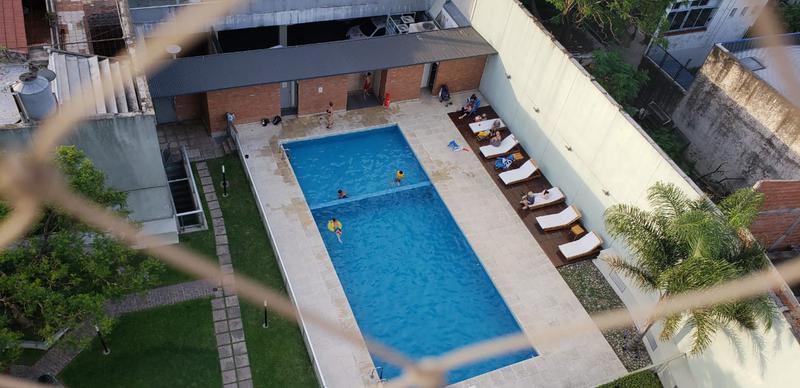 Foto Departamento en Venta en  Mataderos ,  Capital Federal  Departamento 3 ambientes con cochera opcional, en Bragado al 5.800, mataderos centro, calefacción central, parque, piscina, seguridad 24 horas, gimnasio.
