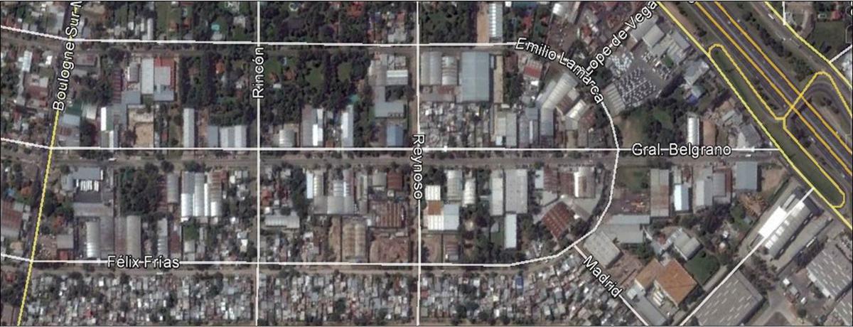 Foto Depósito en Alquiler en  Don Torcuato,  Tigre  Av. Belgrano al 3000