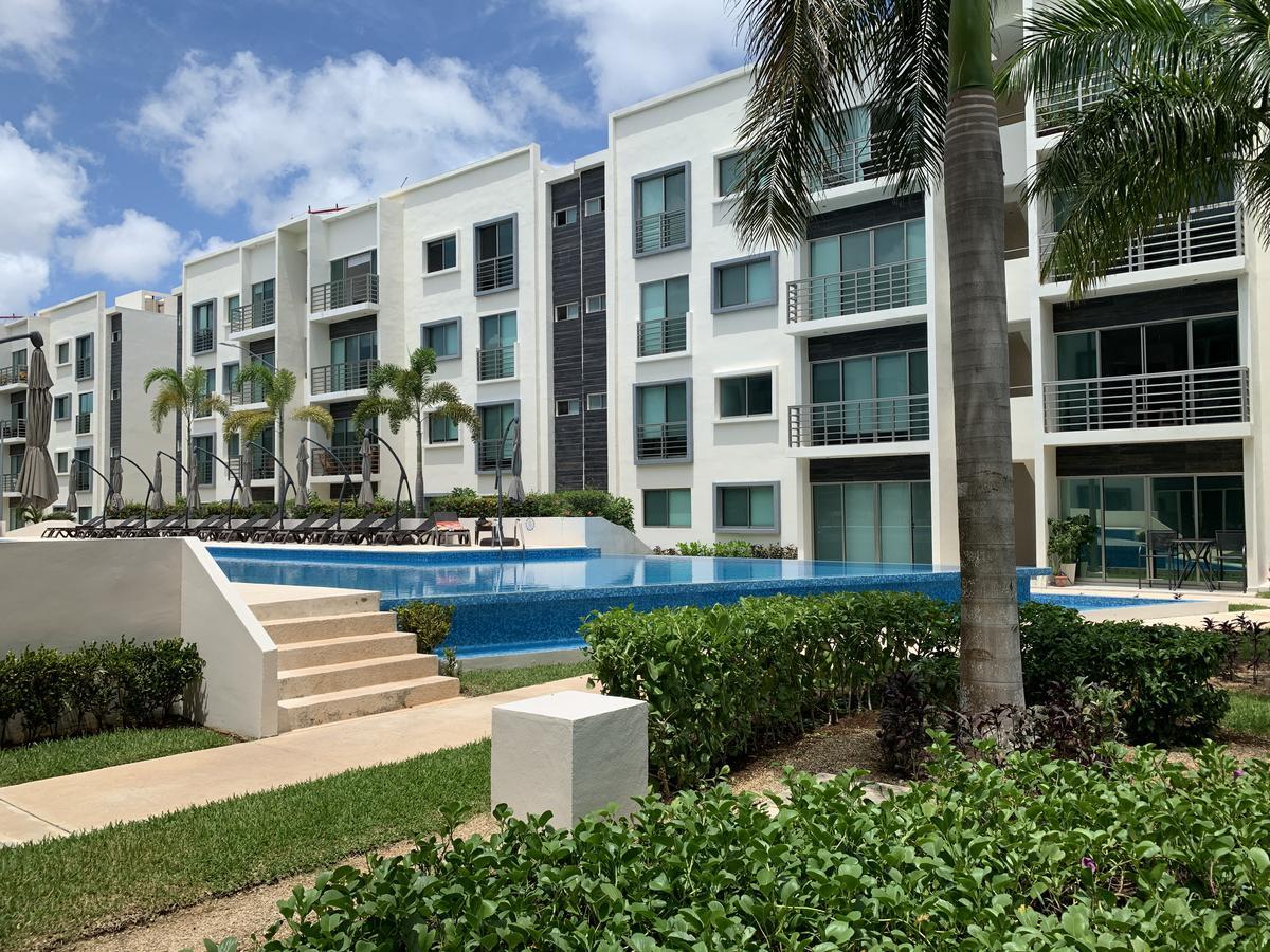 Foto Departamento en Renta en  Residencial Palmaris,  Cancún  Midtown Condos Departamentos