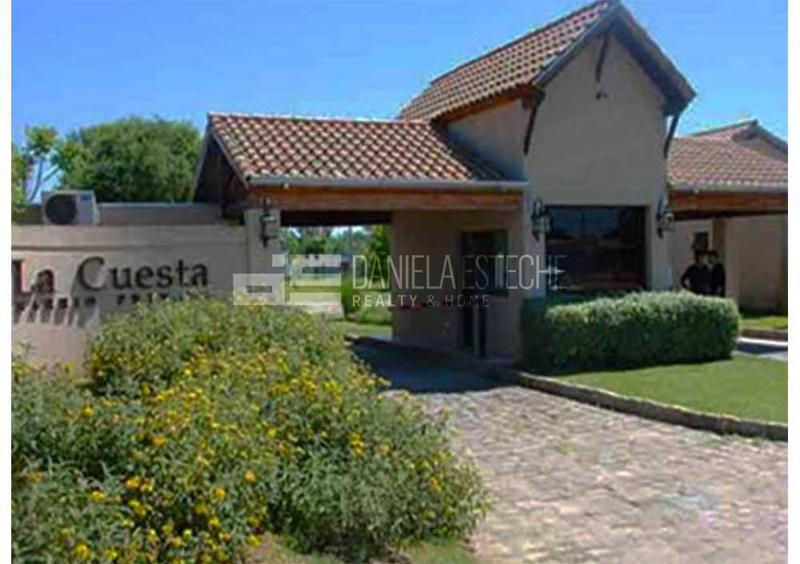 Foto Terreno en Venta en  La Cuesta,  Countries/B.Cerrado (Pilar)  av Bartolome Mitre 700