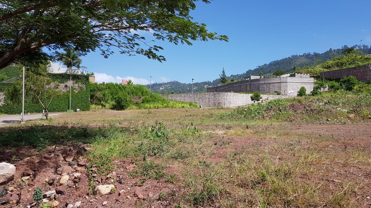 Foto Terreno en Venta en  Lomas del Molino,  Tegucigalpa  TERRENO RESIDENCIAL LOMAS DEL MOLINO