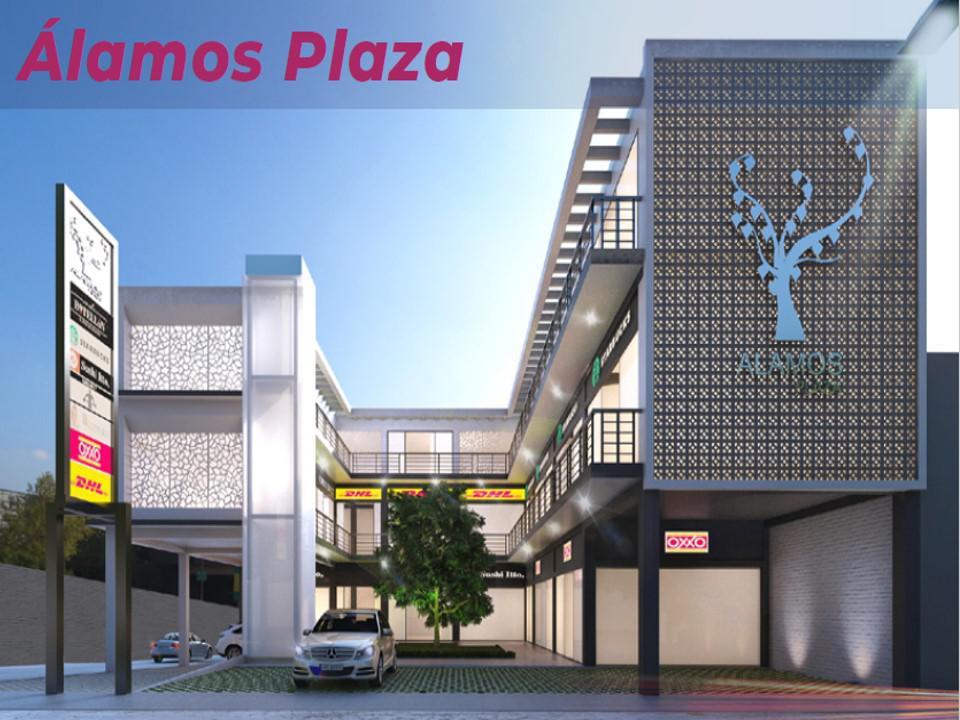 Foto Local en Renta en  Prados Agua Azul,  Puebla  Locales en RENTA en  Álamos Plaza (Prados Agua Azul  )